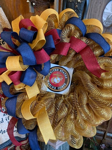 Marine Corps wreath