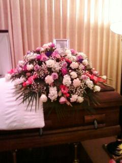 Memories Casket Piece