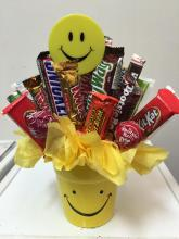 Candy Basket with a smile