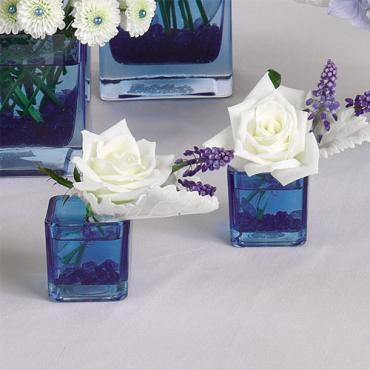 Small Cube Vase Arrangement